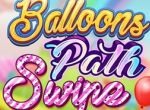 Balloon Path Swipe