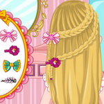 Barbie Hair Design