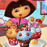 Dora Yummy Cupcake