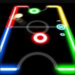 Glow Hockey Online