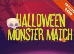 Halloween Monster Match